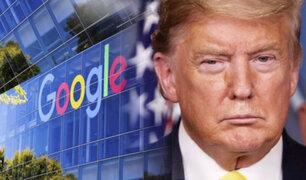 """Gobierno de EEUU demanda a Google por """"monopolio en las búsquedas"""""""