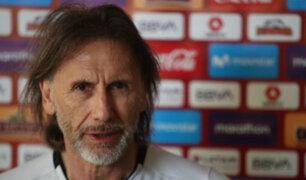 """Ricardo Gareca: """"La derrota es preocupante, pero las chances están intactas"""""""