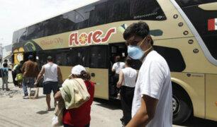 Fronteras terrestres: Gobierno evalúa próxima reapertura gradual