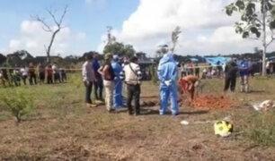 Loreto: pobladores encuentran cadáver de recién nacido cerca al río Itaya