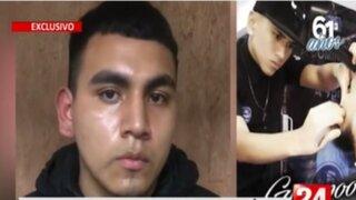 ¡Exclusivo! Por segunda vez detienen a sicario que participó en crimen de joven barbero en el Callao
