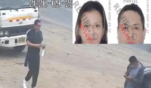 Identifican a delincuentes que robaron auto de periodista de Prensa Callao