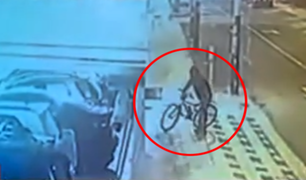 Chorrillos: bicicletas siguen siendo blanco de la delincuencia