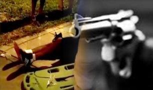 Disparan a hombre que paseaba a su perro en Los Olivos