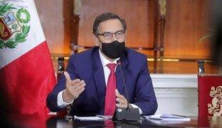 Martín Vizcarra: Acción Popular se mostró dividida ante admisión de moción de vacancia