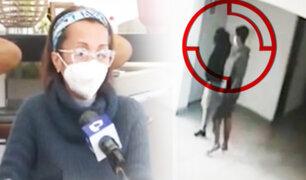 Habla madre de joven acusado de violación colectiva en Surco