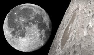 NASA revelará un importante descubrimiento sobre la Luna