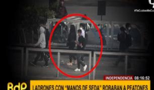 Llaman a víctimas a denunciar a capturada banda de 'Los manos de seda'