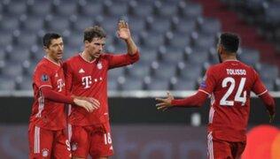 Champions: Bayern no perdonó al Atlético y lo goleó 4-0