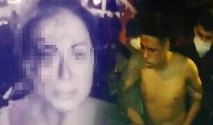 Detienen a policía acusado de masacrar a su pareja en Los Olivos
