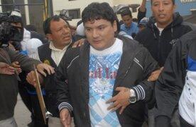 Allanan viviendas de Chacalón Jr. por presuntamente integrar organización criminal
