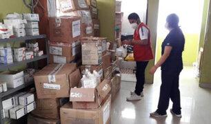 Huánuco: encuentran medicinas vencidas en depósito de una Red de Salud