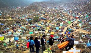 """VMT: cierran cementerio """"Nueva Esperanza"""" en el """"Día de Muertos"""" por coronavirus"""