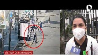Familia de venezolana víctima de feminicidio pide ayuda para que le entreguen tutela de hijo de la fallecida