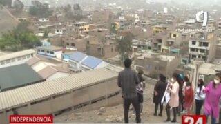 Independencia: Asaltan colegio por cuarta vez y se llevan equipos por 50 mil soles