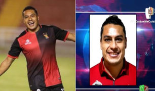 Denuncian a Omar Tejeda, exfutbolista de Melgar, por intento de violación