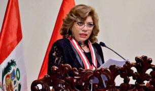 Fiscal de la Nación investigará a Manuel Merino por la muerte de dos jóvenes durante las marchas