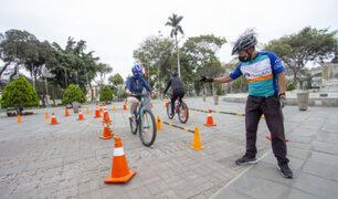Vuelven las actividades deportivas, culturales y recreativas al Damero de Pizarro