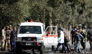 Ataque suicida contra centro de estudios deja al menos 18 muertos en Afganistán