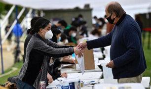 Plebiscito en Chile: ciudadanos deciden hoy si cambian o no  su Constitución