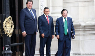 Congreso: presentan proyecto de ley para eliminar el sueldo vitalicio de expresidentes