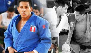 Judoca peruano Juan Postigos ocupó séptimo lugar en Grand Slam de Hungría