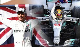 Fórmula 1: Lewis Hamilton ganó el GP de Portugal
