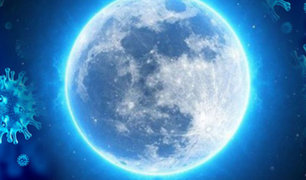 Luna azul: extraño fenómeno será protagonista de la noche de Halloween