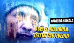 """¡Exclusivo! Antauro Humala: """"Las disposiciones que doy se acatan sin dudas ni murmuraciones"""""""