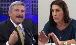 Lizárraga y Beingolea figuran como precandidatos del Partido Morado y el PPC
