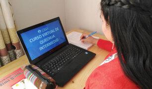ATENCIÓN: Municipalidad de Lima lanza segundo curso virtual gratuito de quechua