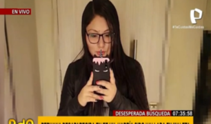 Familia de peruana desaparecida en EEUU señala a esposo como posible asesino