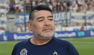 Argentina: aíslan a Diego Armando Maradona por posible contagio de Covid-19