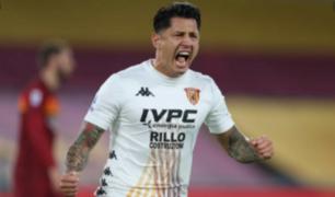 ¿Cada vez más cerca?: Lapadula llegaría a duelos ante Chile y Argentina