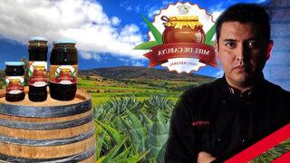 Cocinero peruano crea miel apta para diabéticos a base de agave andino