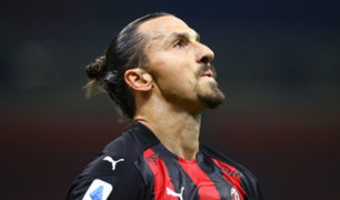 """No eres Zlatan, no retes al virus"", Ibrahimovic deja mensaje tras vencer al COVID-19"