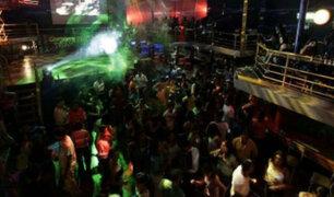 Día de la Canción y Halloween: PNP desplegará plan de operaciones para evitar fiestas clandestinas