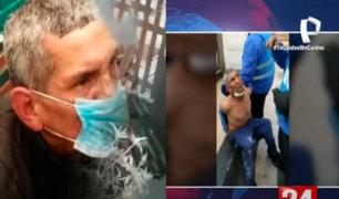 """Detienen una vez más a ladrón apodado """"El Gusano"""" en Miraflores"""
