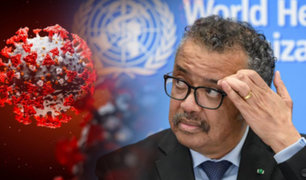 """OMS: """"La pandemia del COVID-19 está muy lejos de su final"""""""