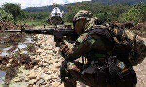 Vraem: policía y militar mueren tras explosión de minas y enfrentamiento con terroristas