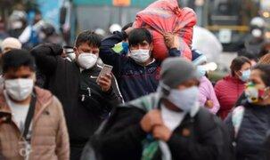 Covid-19: Advierten incremento de contagios en estas 6 regiones