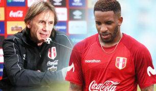 Jefferson Farfán es baja para duelos ante Chile y Argentina