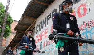 Minsa  refuerza lucha contra el dengue en la región San Martín