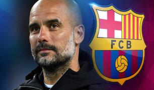 "FC Barcelona: ¿""Pep"" Guardiola regresa para dirigir al Barza?"