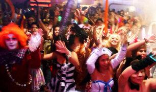 Detienen a más de 90 personas en bares clandestinos de Pucallpa