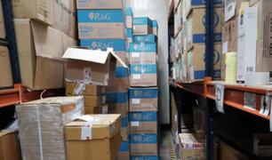 Contraloría detectó inconveniente almacenamiento de medicinas en Diresa Callao