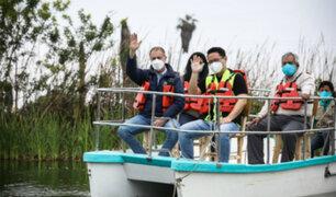 Pantanos de Villa: mañana se reanudan actividades bajo estrictos protocolos sanitarios