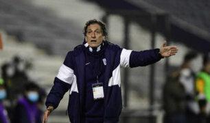 Mario Salas: Alianza Lima definió salida del entrenador tras su última derrota
