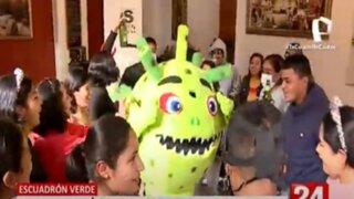Una multa de 300 soles recibirán asistentes a fiestas por Halloween y Día de la Canción Criolla
