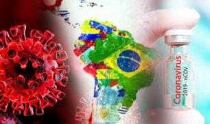 OMS: Latinoamérica tiene aseguradas vacunas para el Covid-19